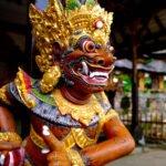 east bali statue